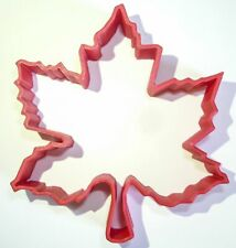 Maple Leaf Fall Canada Special Occasion Cookie Cutter Baking Tool 3D Printed Mad