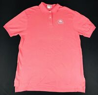 Vintage Lacoste Izod Polo Shirt Hyatt Regency Waikiki Women's Large Used #D
