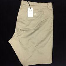 RM Williams Men's Scarborough Cotton Beige Shorts Size 52 NEW RRP $119