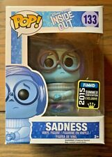 Diney Pixar Inside Out Sadness funko pop 133