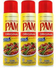 Pam Cooking Spray Original 170G (Pack Of 3)