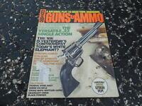 APRIL 1974 GUNS and AMMO magazine