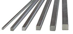 Imperial Key Steel Square Bar Keyway 1/2 1/4 1/8 3/4 3/8 3/16 5/8 5/16 7/16 inch