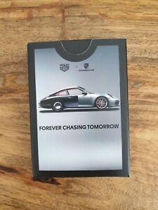 Tag Heuer & Porsche Carrera Rare Playing Cards. BNIB
