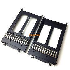 "LOT OF 3 PCS HP 376384-001 2.5"" HDD Blindblende Filler Caddy ProLiant G5, G6, G7"