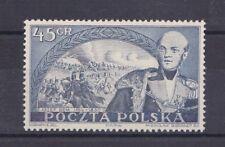 Polonia 1950 Centenario morte di Jozef Bem 670 mnh