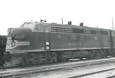 LL193 RP 1971  AT&SF SANTA FE RAILROAD TRAIN LOCO #253C FORT STOCKTON TEXAS