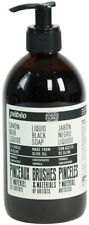 Pebeo Liquid Black Soap with Olive Oil Artist Paint Brush Cleaner 500ml