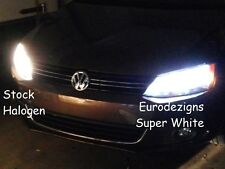 1 SET Xenon HID WHITE 7500K headlights SAME WATTS AS STOCK HEADLIGHTS H4