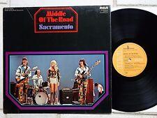 MIDDLE OF THE ROAD  Sacramento LP RCA Sonderauflage Deutscher Schallplattenclub