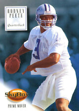 PRIME-MOVER Rodney Peete  COWBOYS EAGLES REDSKINS RAIDERS PANTHERS USC Trojans