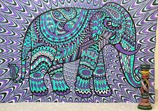 indian elephant wall hanging cheap tapestries hippie tapestry beach throw