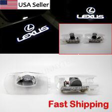 2pcs LED Logo Laser Door Courtesy Ghost Shadow Light for Lexus ES IS LS LX RX SC