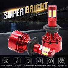 H7 1500W 225000LM CREE LED Headlight Kit High or Low Beam Bulb Xenon 6000K Power