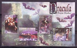 SELLOS TEMA CINE. IRLANDA 1997 HB 26 DRACULA