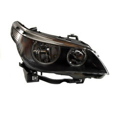 Fits BMW 5 Series E60 Touring E61 Hella Headlamp Halogen Right Driver Side