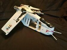 HasbroStar Wars Attack of the Clones Republic Gunship 2002Incomplete Black