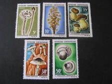 Central African Republic Stamp Set Scott # 81-85 Catalog Value $160.00+