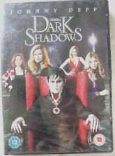 67955 DVD - Dark Shadows [NEW / SEALED]  2012  1000267391