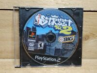 NBA Street Vol. 2 (Sony PlayStation 2, 2003) Disc Only Tested Basketball
