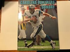 Carolina Panthers Sunday by Wallace D. Sears (1996, Hardcover) NEW