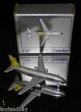 Schabak 1:600 Scale Diecast 905-2 Condor Flugdienst Airlines Boeing 737 New