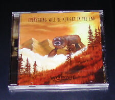 WEEZER Everything Will Be Alright In The Fine CD VELOCE NUOVO in scatola