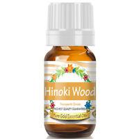 Hinoki wood Essential Oil (Premium Essential Oil) - Therapeutic Grade - 10ml