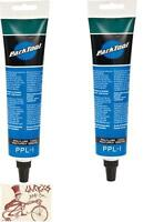 2--PARK TOOLS PPL-1 BICYCLE GREASE 4OZ. TUBES--MTB-ROAD-BMX