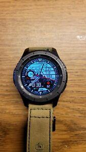Samsung Gear S3 Frontier Galaxy Watch Smartwatch Activity Bluetooth Android IOS
