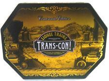 Lionel Trains Trans Con Centennial Edition Tin  PC CD-ROM Game Steam Engine