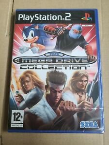 Sega Mega Drive Collection for Sony PlayStation 2 - PS2 - New & Sealed