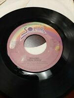 45 Record Whispers Small Talkin/Tonight VG Disco Soul