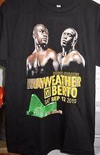Floyd Meriweather vs Andre Berto - Sept. 12, 2015 -  Men's Shirt - Size Medium