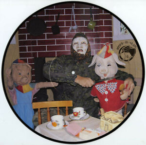 """DEATH IN JUNE """"ALL PIGS MUST DIE"""" LP PICTURE! NEO FOLK-INDUSTRIAL-ELECTRONIC"""