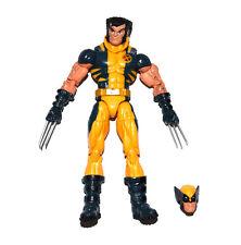 Marvel Legends Wolverine Logan Unmasked From Jubilee Wave Action Figure Loose