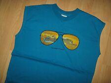 Royal Caribbean International Tee - Cruise Line Ship Neon Tank Top T Shirt 2XLrg