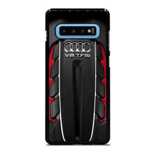 ENGINE AUDI V8 TFSI Samsung Galaxy S6 S7 Edge S8 S9 S10 S10e S20 Plus Ultra Case