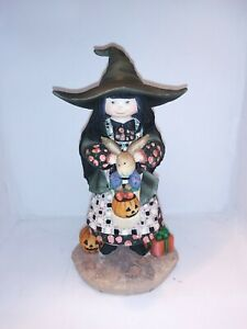 Halloween Special Friends Katie The Good Witch Figurine First Edition 1998 EUC