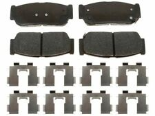 Centric Rear Metallic Brake Pads 1 Set For 2003-2009 Kia Sorento