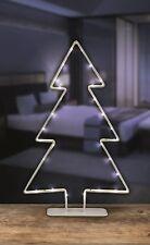 LED Tischleuchte Weihnachtslicht DEKO Globo 28212 Tannenbaum Lampe 30cm hoch
