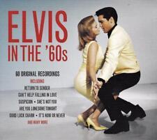 ELVIS PRESLEY - ELVIS IN THE '60S - 60 ORIGINAL RECORDINGS (NEW SEALED 3CD)