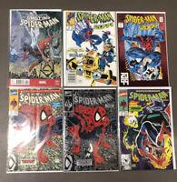 Spider-man Comics Various 6 Comics Lot NM 9.0 2099 Amazing Variant Torment #1