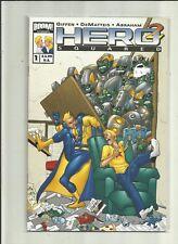 Hero Squared  # 1 . Boom Studios. (Vol 1 / 2005).