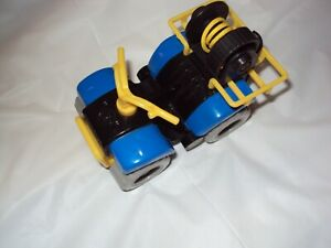 Imaginex Batman Quad w/ tow rope Toy Vehicle   Pre-owned