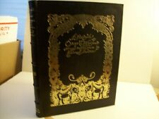 RUBAIYAT OF OMAR KHAYYAM 1983 Edward Fitzgerald Leather & Gilt LIMITED EDITION!