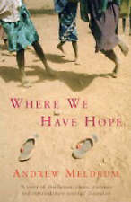 Very Good, Where We Have Hope, Meldrum, Andrew, Book