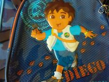 GO NICK JR. DIEGO  BUG STUDY  BOY'S BACKPACK~ GREAT CONDITION~ VERY CLEAN