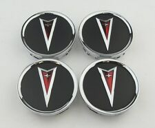 Pontiac G8 GT GXP Wheel Center Cap Set Kit Emblem Reproduction Caps GTO