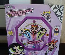 The Powerpuff Girls Puzzle Clock